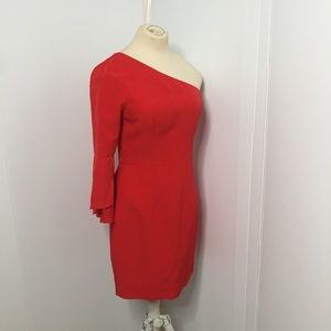 Milly Dresses - Milly Red Mini Dress